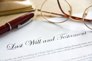 Estate Planning Self Examination Checkup Chapter III:  Reviewing the Dispositive Portions of the Will
