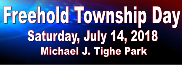 Freehold Township Day Returns On July 14, 2018